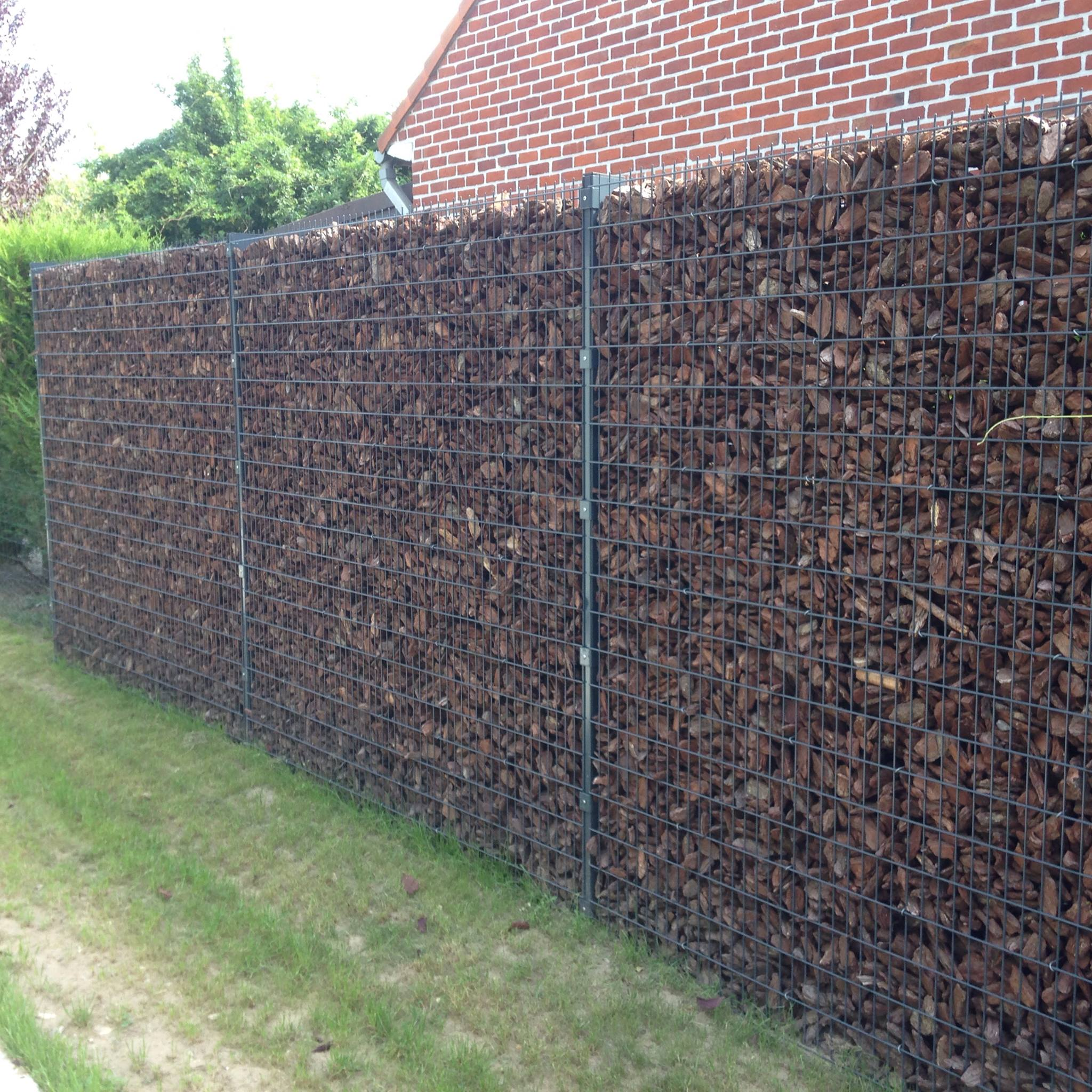 Clotures Olivier | Olivier, installateur de clôtures dans le Tournaisis